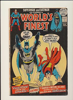 World's Finest #211 (1972 DC Comics)! SEE SCANS! RARE KEY BOOK! WOW!