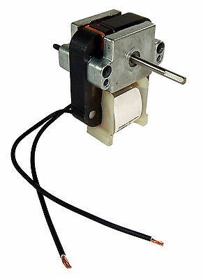 Fasco C-frame Wall Heater Fan Motor .57 Amps 1100rpm 120v K102 Cw Rotation