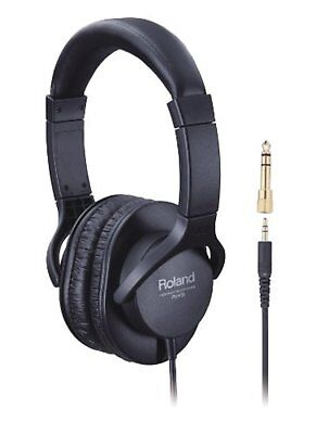 Roland Monitor Headphones RH-5 Black Suitable For Digital Pi