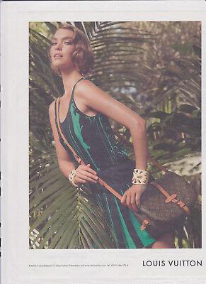 Original Werbung Louis Vuitton