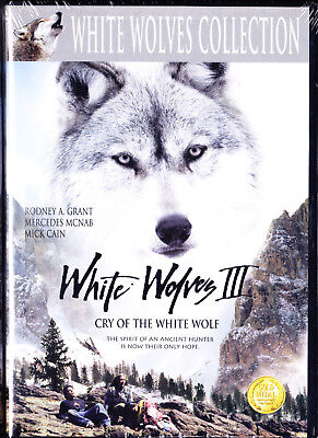 White Wolves III 3: Cry of the White Wolf (DVD, 2000)