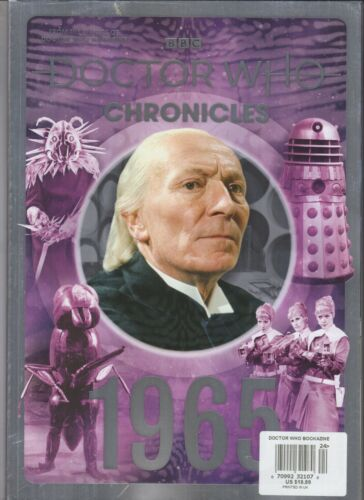 CHRONICLES 1965 DOCTOR WHO MAGAZINE 2021 SPECIAL EDITION