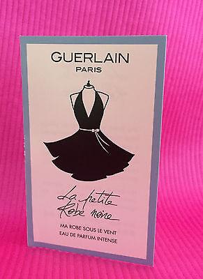 Eau Sous Le Vent (Guerlain petite Robe noire Ma Robe Sous le Vent Eau de Parfum Intense 0,7ml Neu)