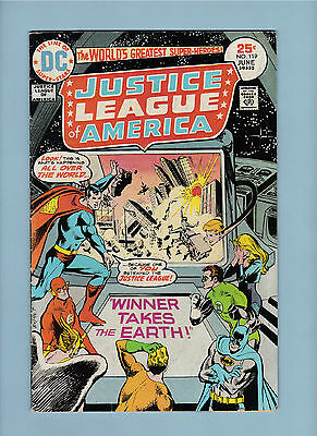 JUSTiCE LEAGUE of AMERiCA #119 VG DC COMiCS