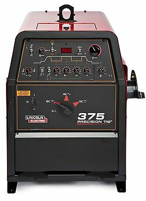 Lincoln Precision Tig 375 Tig And Stick Welder K2622-2