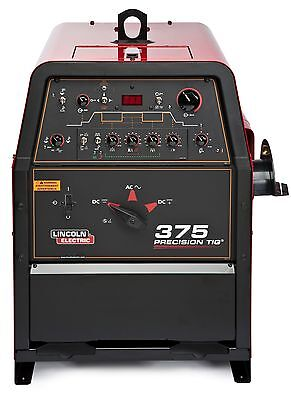 Lincoln Precision Tig 375 Tig And Stick Welder K2622-1