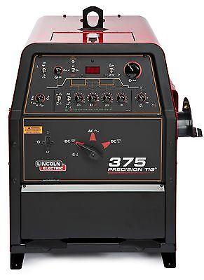 Lincoln Precision Tig 375 Tig And Stick Welder K2622-1