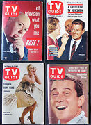 TV Guide Magazine Lot