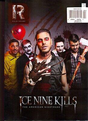 Rock Sound Issue 261 February 2020 Ice Nine Kills The American Nightmare