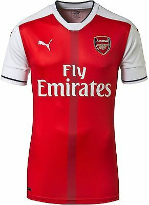 4a4d2e3b6f4 Men - Arsenal Soccer Jersey - 6 - Trainers4Me