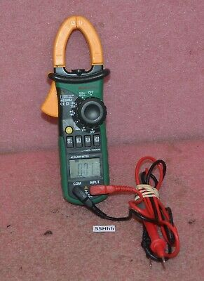 Mastech Clamp Meter Model Ms2008a.