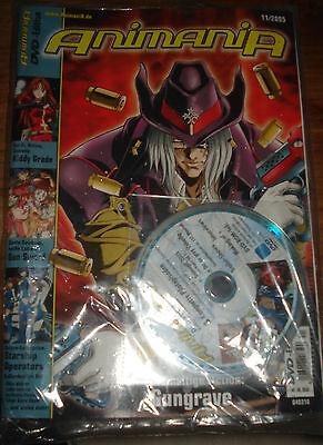 Animania 11/2005 mit DVD Verschweisst