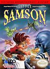 Video Games for Nintendo NES Little Samson