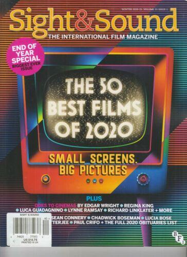 50 BEST FILMS OF 2020 SIGHT & SOUND MAGAZINE WINTER 2020 2021