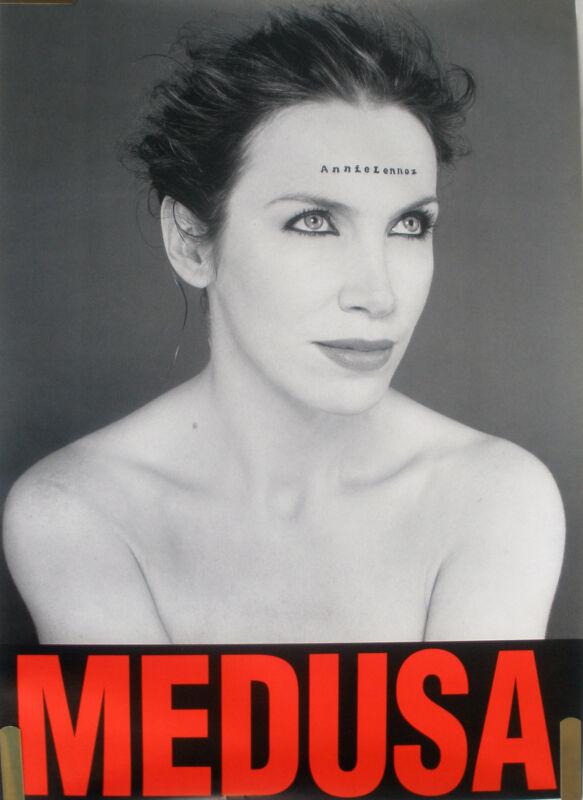 RARE ANNIE LENNOX EURYTHMICS MEDUSA 1995 VINTAGE MUSIC RECORD STORE PROMO POSTER