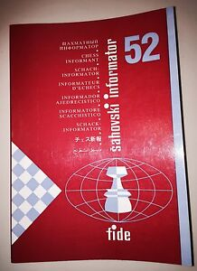 Chess Informant - ISSUE 52 Chess
