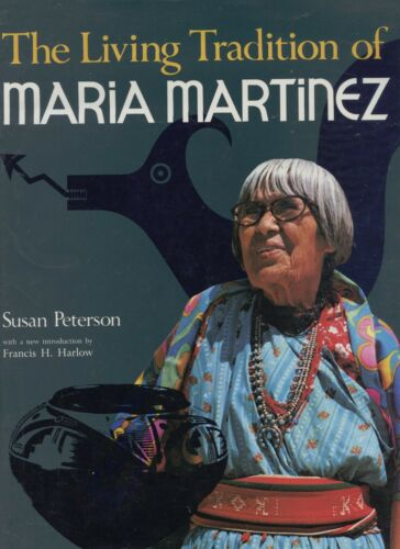 Maria Martinez American Indian Pottery / Illustrated In-Depth Hardback Book