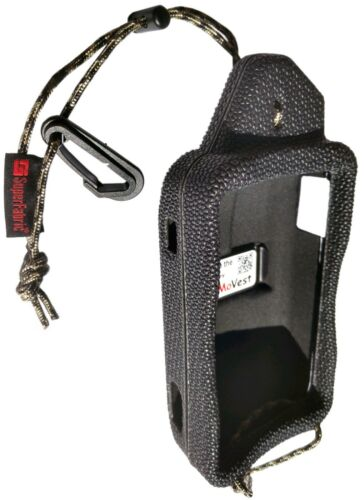 CASE COVER for Garmin Montana 700i, 750i Tough & Made in USA by GizzMoVest Blk
