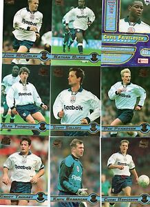 BOLTON-WANDERERS-Team-Set-MERLIN-GOLD-98