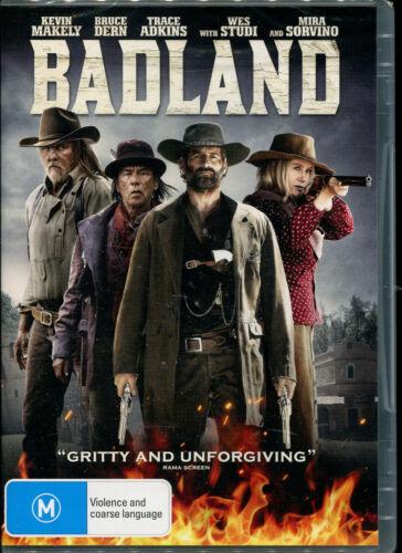 Badland DVD NEW Region 4