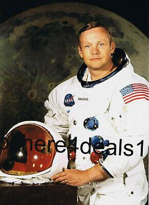 Neil Armstrong Photo 8.5x11 Astronaut NASA Space Apollo 11 Memorabilia