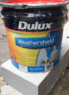 Outdoor paint