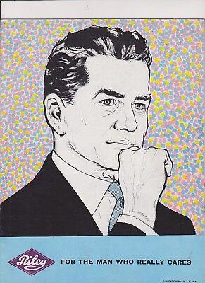 Riley 4/68 brochure - publ 23/12 (21417) 4/59 - 1959