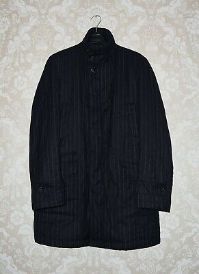 HERNO Mens HERNO TECH Wool Coat Jacket Size 52