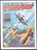Il Vittorioso - N. 10 1951 - Sono Troppo Veloci Gli Aerei Da Caccia - -  - ebay.it