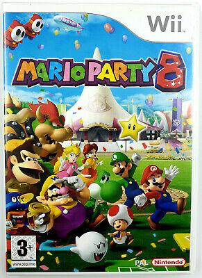 Usado, Mario Party 8 - Jeu Nintendo Wii / Wii U  Avec notice - FR segunda mano  Embacar hacia Mexico