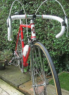 Italian Biemmezeta road bike  late 70s vintage / NOS / mint Campag Itm 55cms. *