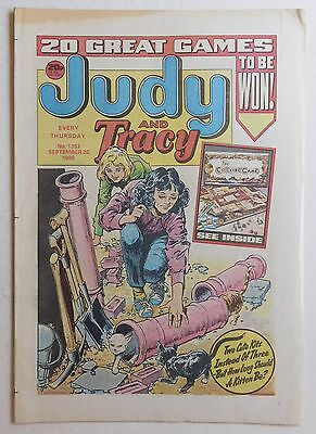 JUDY & TRACY Comic #1393 - 20th September 1986