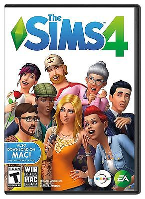 The Sims 4   Pc Mac Electronic Arts
