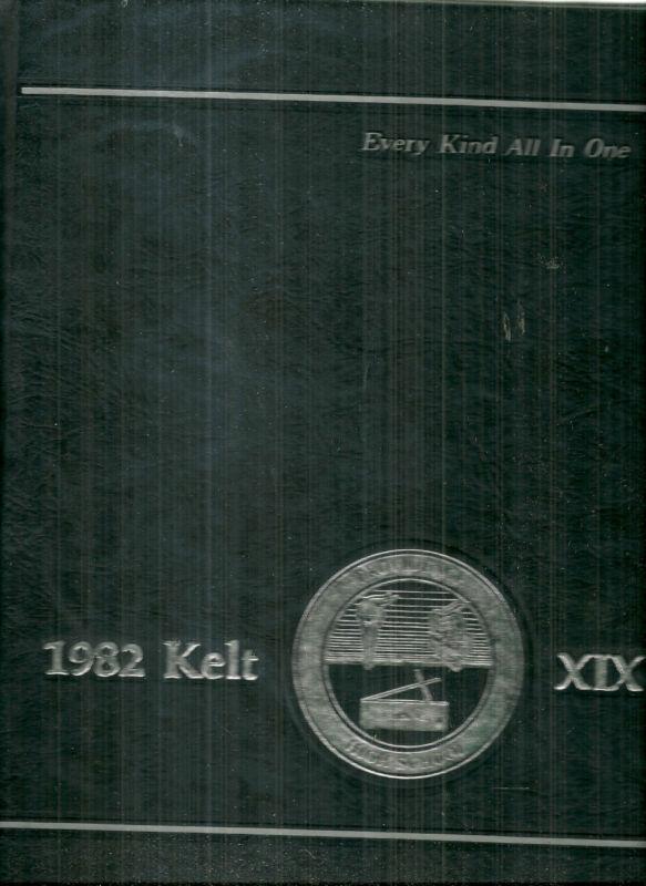1982 Providence High School Joliet Illinois Yearbook