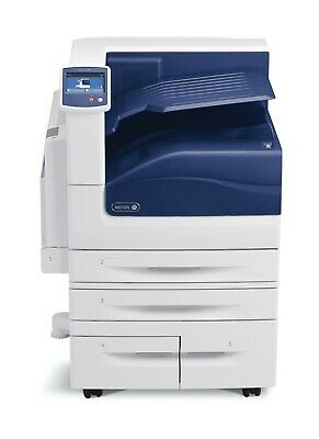 Xerox Phaser 7800 Duplex Network Color Laser Printer with Tandem Tray 45 PPM A3 ()