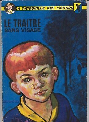 MITACQ LA PATROUILLE DES CASTORS rééd 9a64 de 1964
