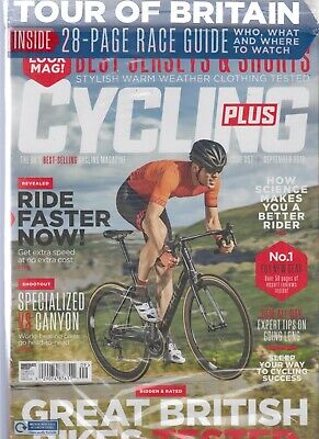Cycling Plus September 2019 Issue 357 Best Jerseys &