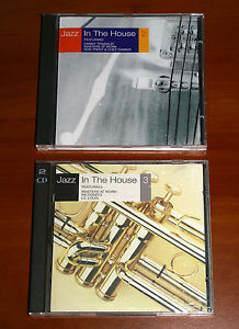 JAZZ-IN-THE-HOUSE-CD-2-3-Phil-Asher-MAW-Danny-Tenaglia-Ron-Trent-Independent-Lot