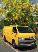 2007 Toyota HiAce campervan Cairns Cairns City Preview