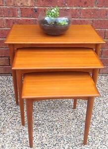 Coffee Tables Retro Vintage Teak Danish Style Various from $50 Wantirna South Knox Area Preview