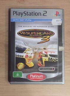 V8 Supercars Australia 3 - PS2