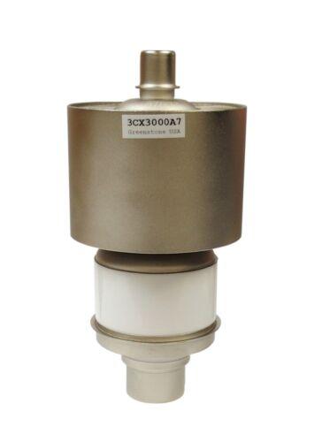 New Greenstone 3CX3000A7 Ceramic Transmitting Tube Guaranteed