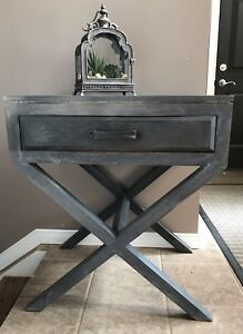 shermag nadeau bedroom furniture. brand new rustic finish side table shermag nadeau bedroom furniture