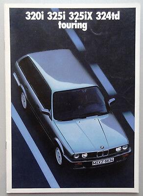 V08006 BMW 3 TOURING - 320i 325i 325iX 324td - E30