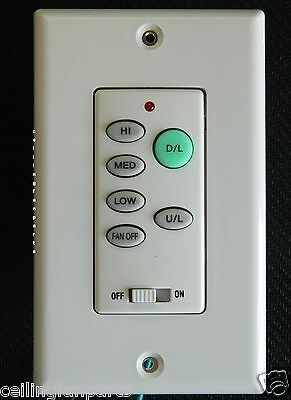Ceiling Fan Remote Wall Control UC-9050T with UP light and D