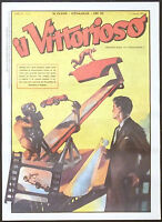 Il Vittorioso - N. 9 1951 - Ali D'argento - Pippo Nel Castello Di Rococo' -  - ebay.it