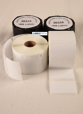 Dymo Labelwriter Compatible 30334 Multi-purpose Adhesive 1000 Labels Per Roll