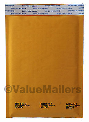 500 00 5x10 Bubble - Lite Kraft Bubble Mailers Padded Envelopes Bags