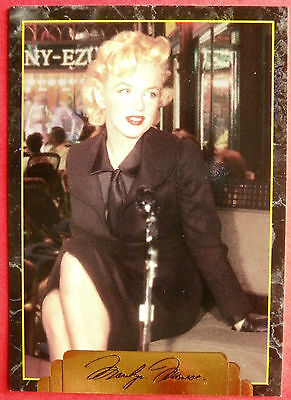 """""""Sports Time Inc."""" MARILYN MONROE Card # 165 individual card, issued in 1995"""