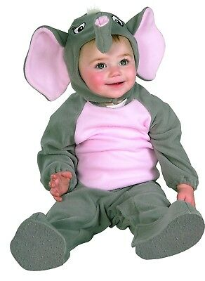 Elephant  * Infant * Kostüm * Karneval * Baby Elefant 1-2 J (Infant Baby Kostüm)